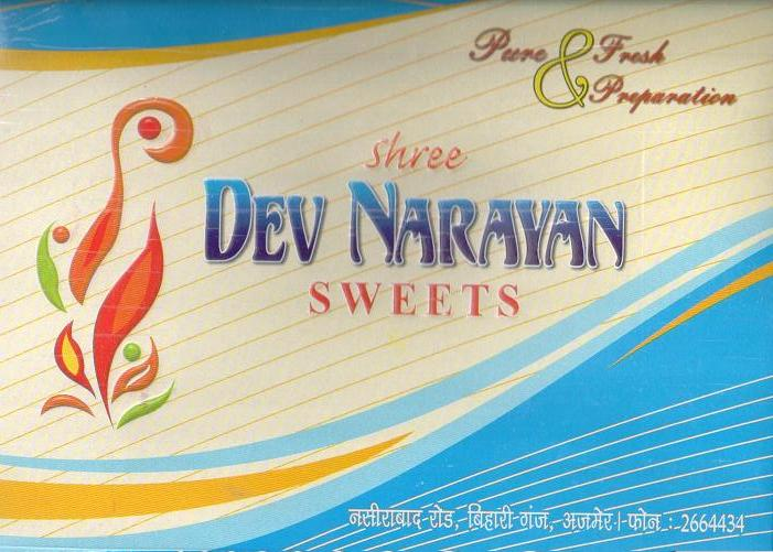 Shree Dev Narayan Shree Dev Narayan Sweets